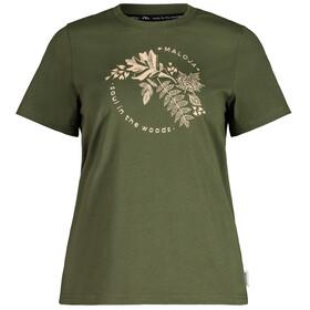 Maloja ZirbeM. SS T-Shirt Women, moss